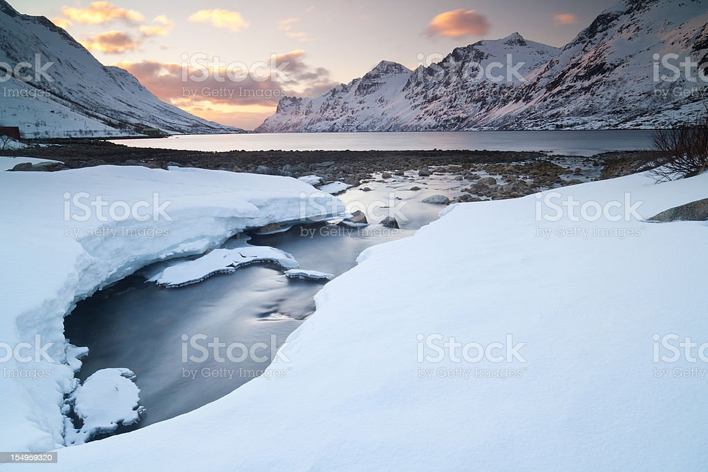 Arctic Wilderness royalty-free stock photo