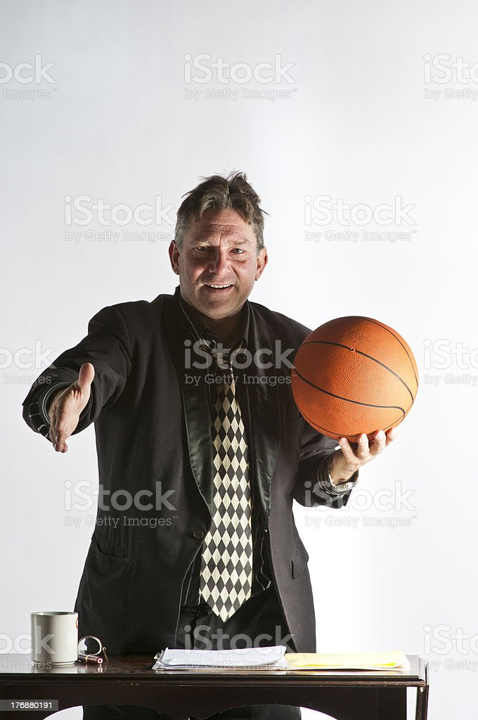 Are You a Sports Lover? royalty-free stock photo