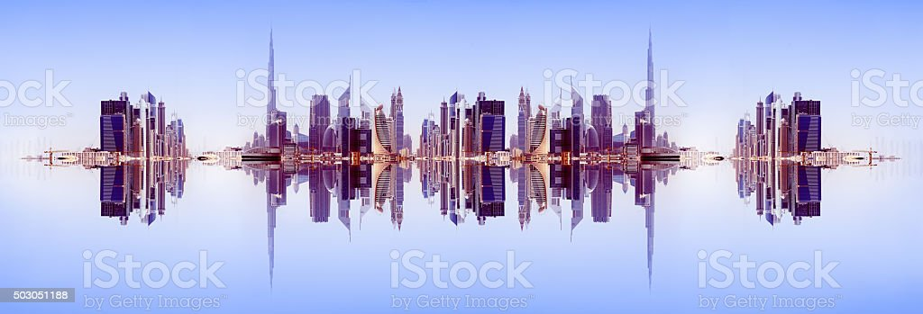 Are you on the Dubai frequenzy? stock photo