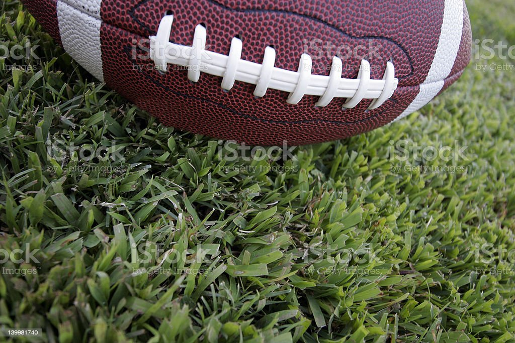 Are You Ready For Football royalty-free stock photo