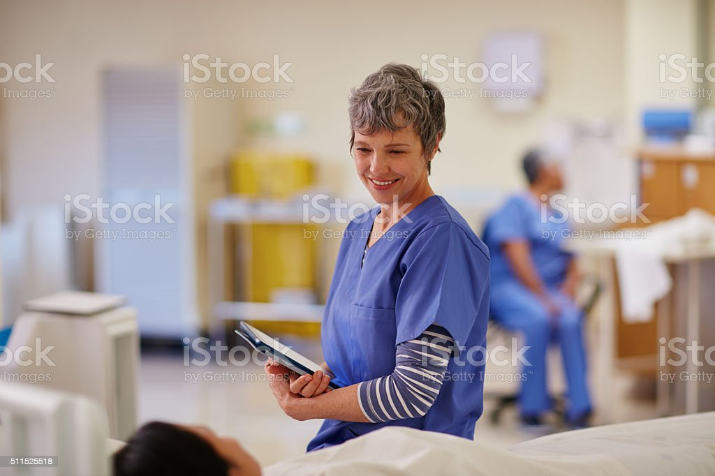 Are you ready for some good news? stock photo