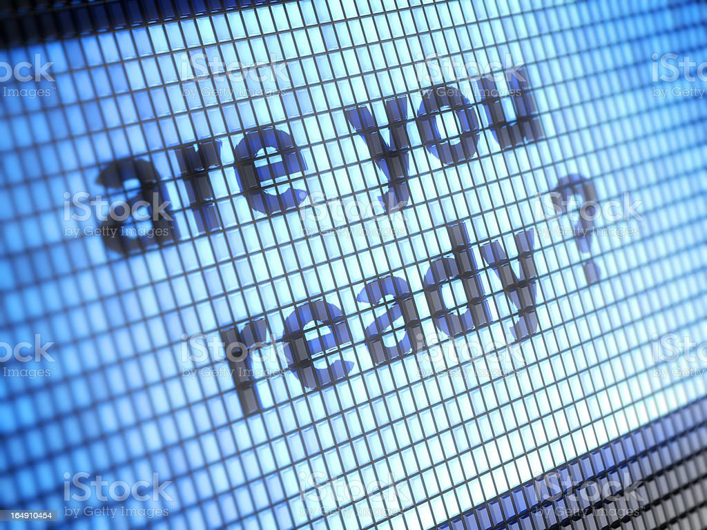 are you ready ? royalty-free stock photo