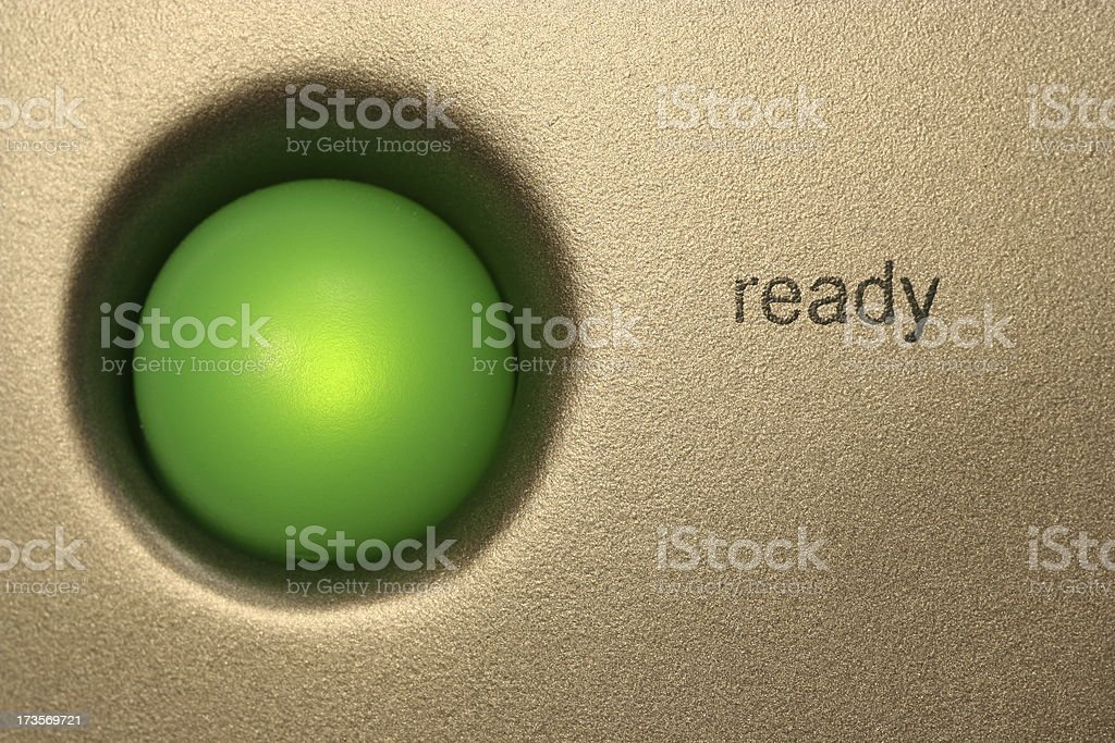Are you ready? royalty-free stock photo