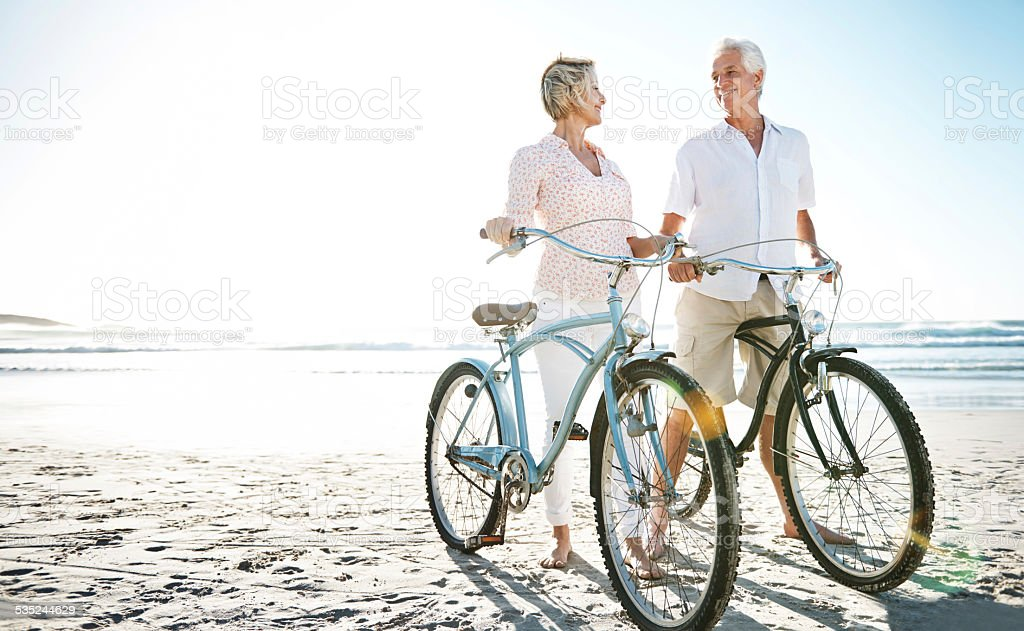 Are you ready to act like a child again? stock photo