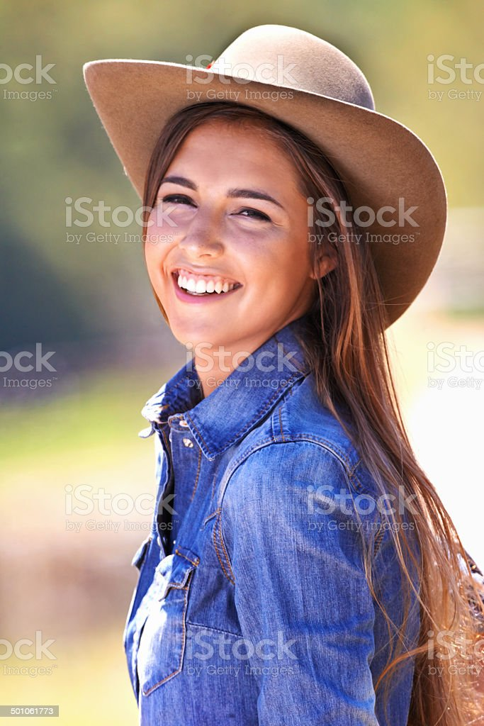 Are you ready to rodeo ? royalty-free stock photo