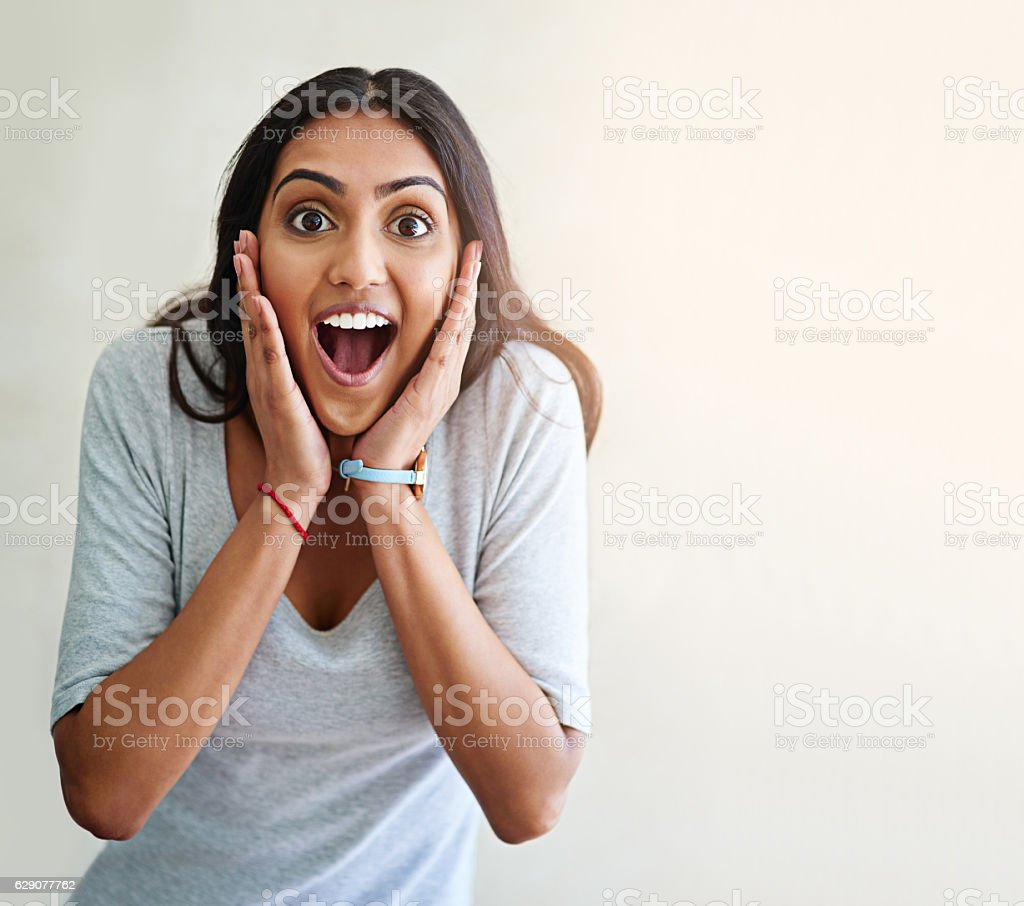 OMG! Are you serious? stock photo