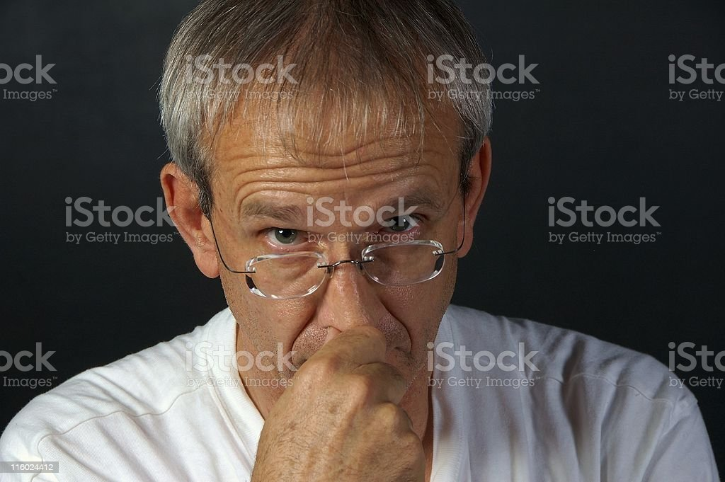 Are you sure? royalty-free stock photo
