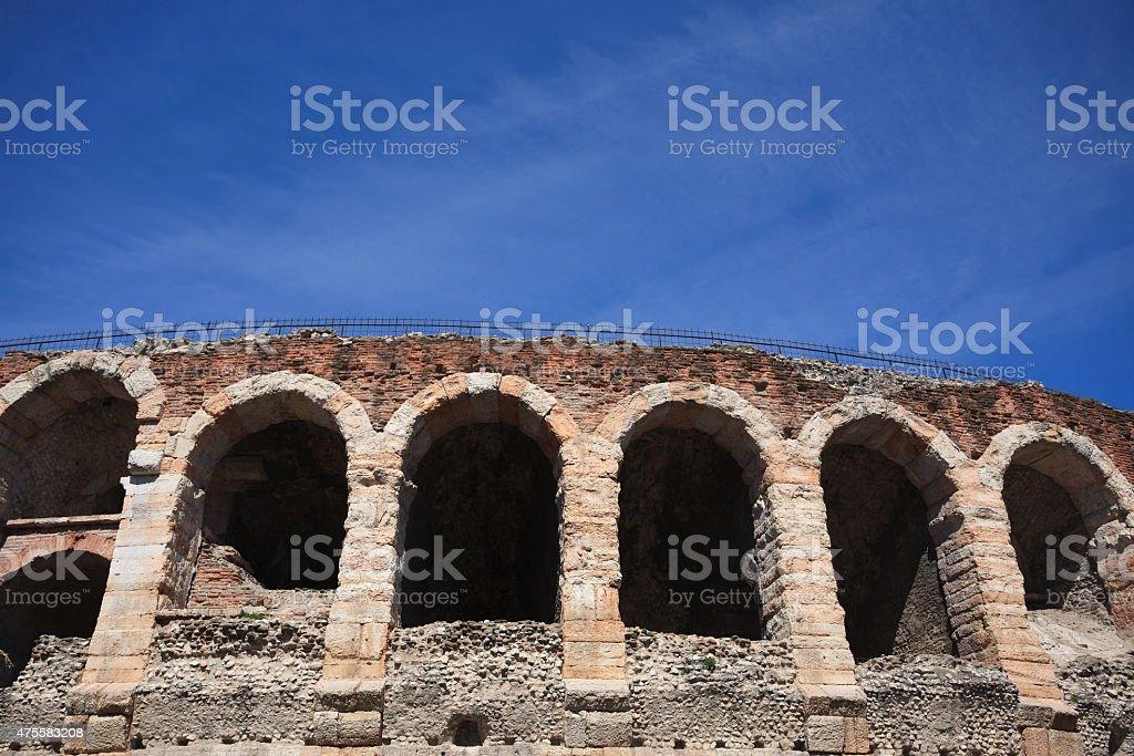 Arena Verona stock photo