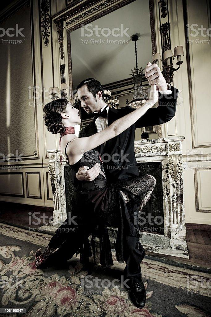 Argentine Tango royalty-free stock photo