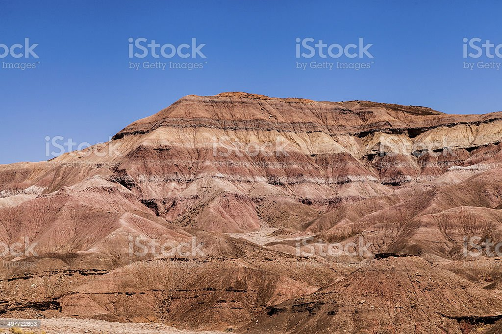 Arizona Bute royalty-free stock photo