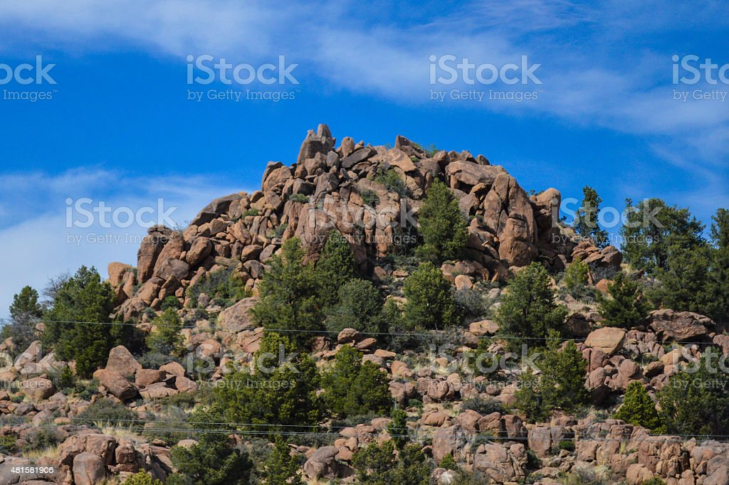 Canyon de l'Arizona 1 photo libre de droits