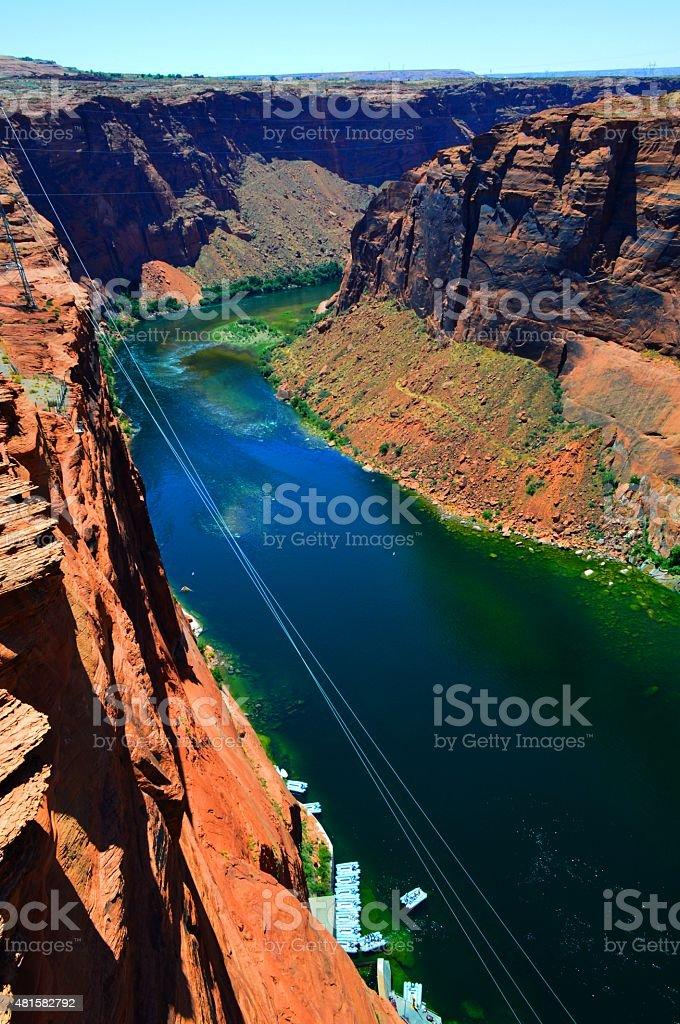 Canyon de l'Arizona 10 photo libre de droits