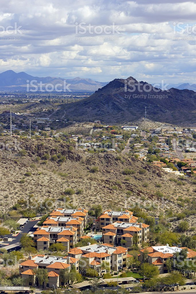 Arizona Living royalty-free stock photo