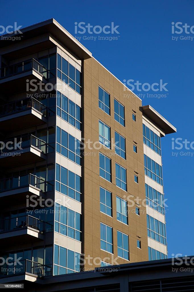 Arizona Luxury Condominiums royalty-free stock photo
