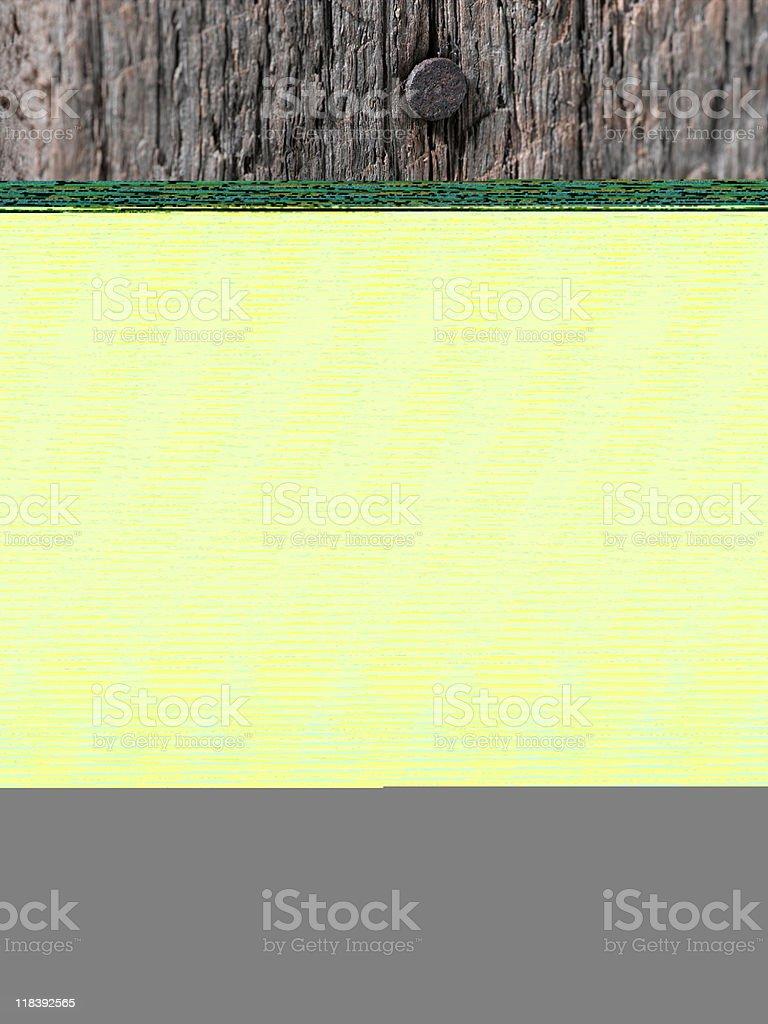 Arizona Map royalty-free stock photo