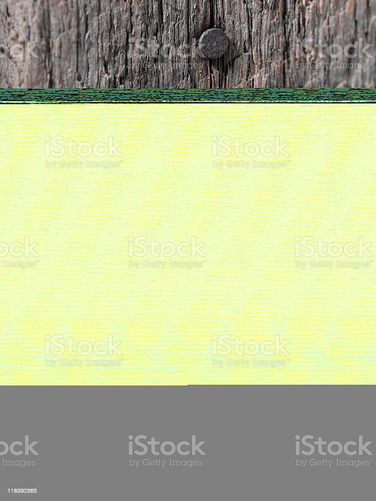 Arizona Map stock photo