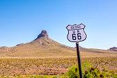 Arizona Route 66 Sign