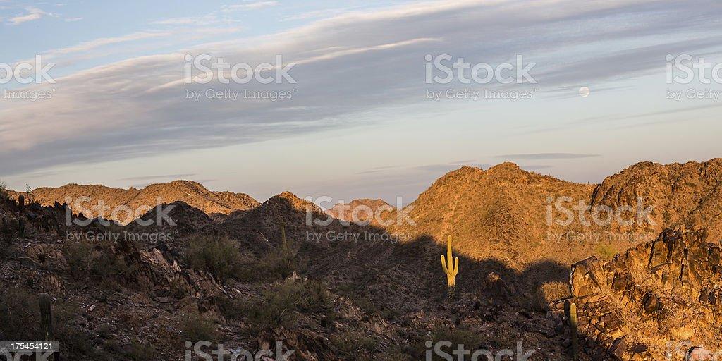 Arizona Scenery royalty-free stock photo