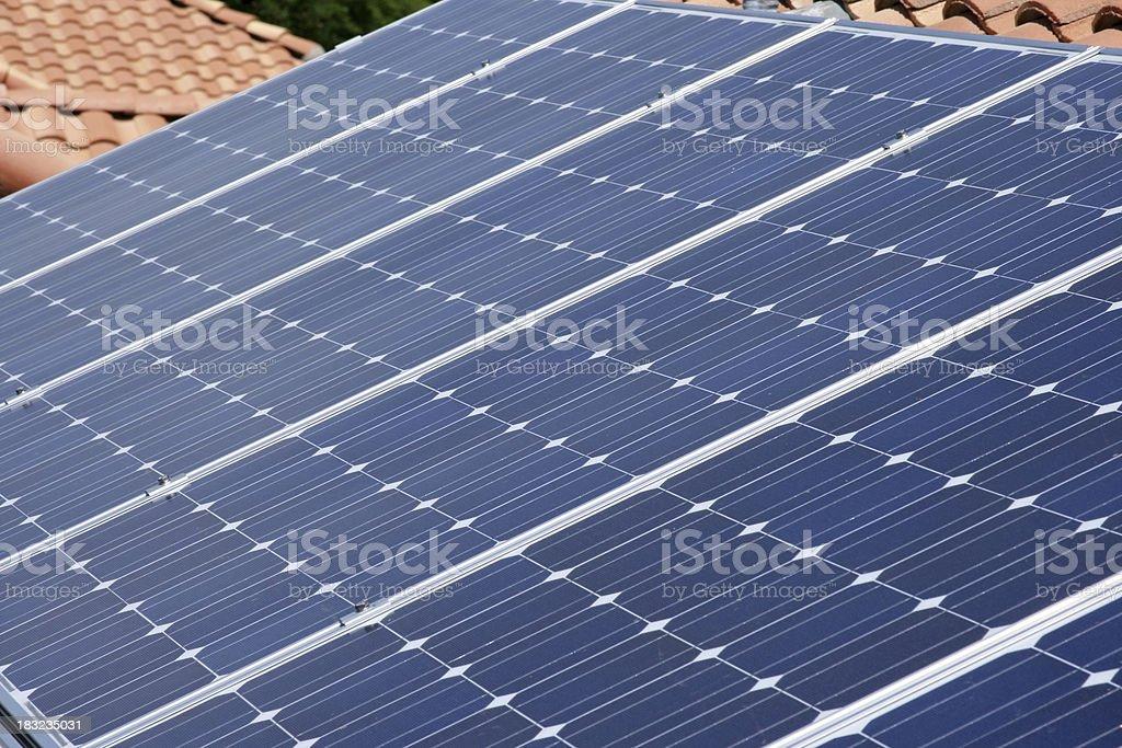 Arizona Solar royalty-free stock photo