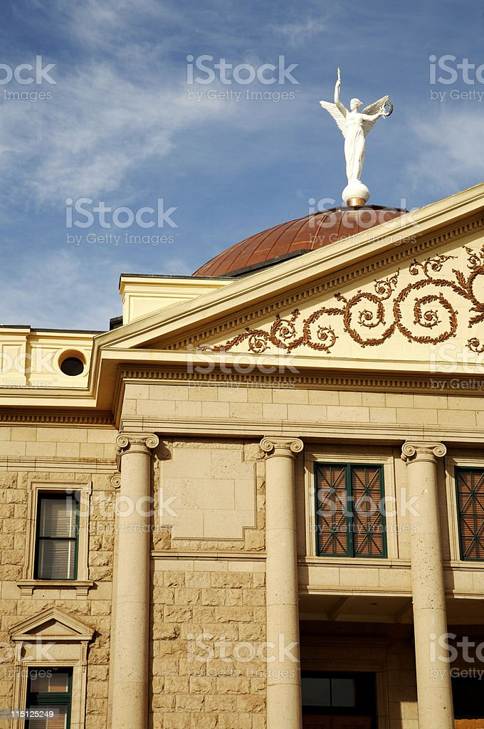 Arizona State Capitol - Phoenix royalty-free stock photo