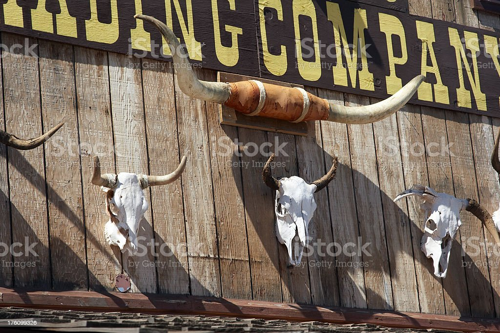 Arizona Trading Post stock photo