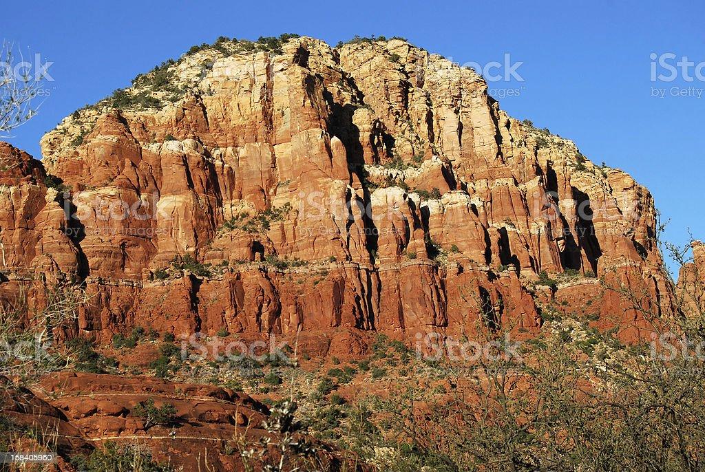 Arizona's ed Rock Country stock photo