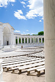 Arlington Memorial Amphitheatre in DC