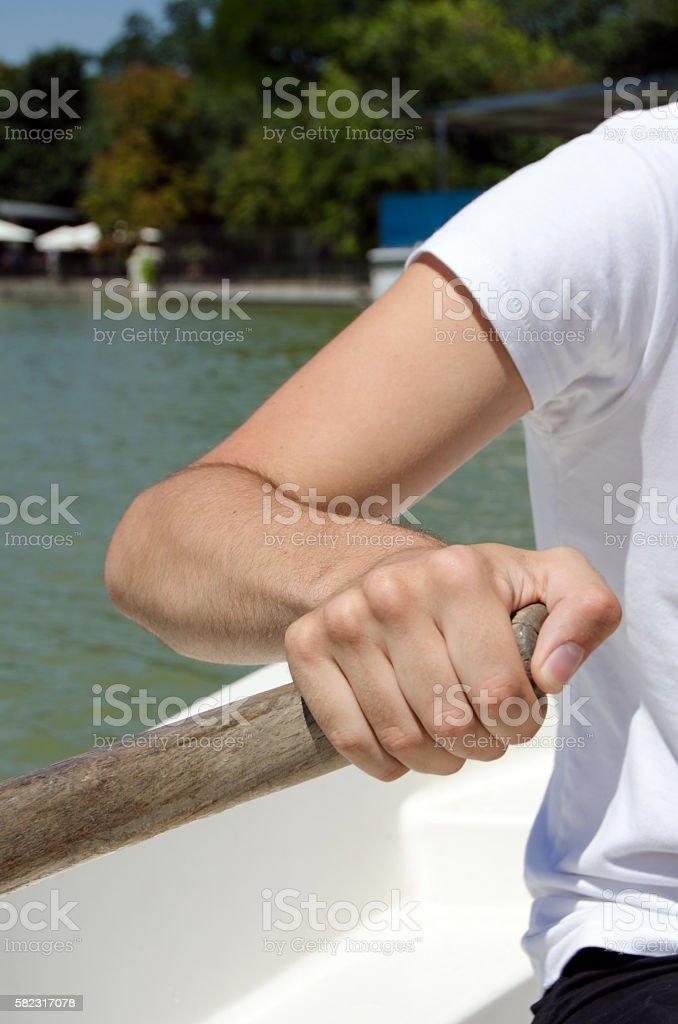 Arm stock photo