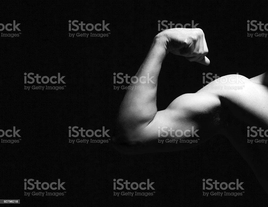 Arm royalty-free stock photo