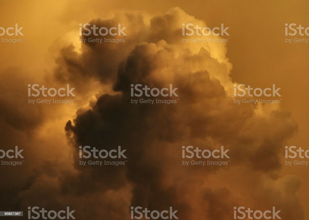 Armageddon stock photo