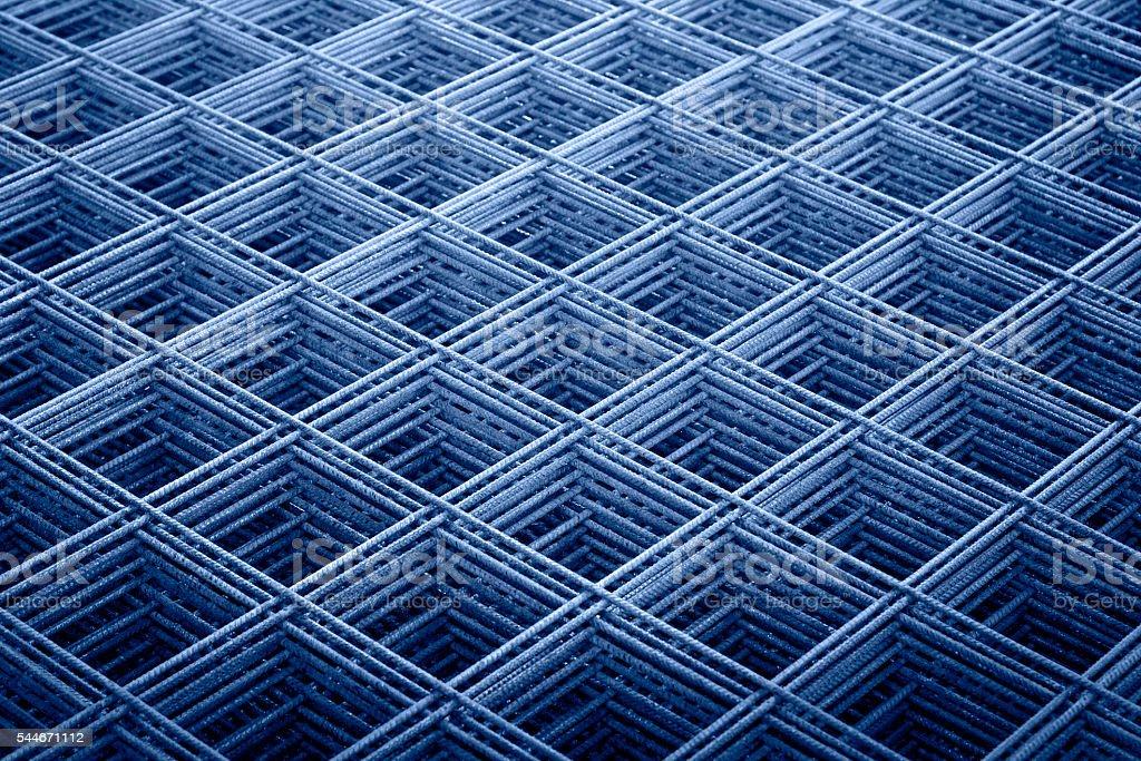 Armature mesh stock photo