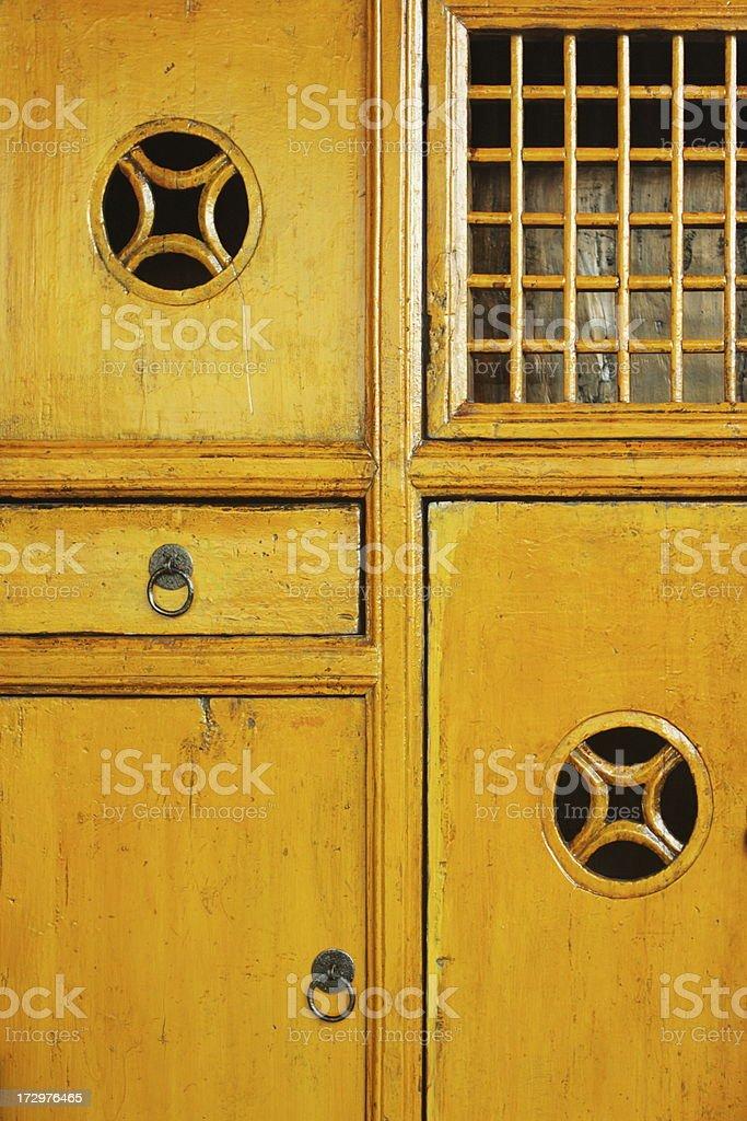 Armoire Furniture Clothing Bureau royalty-free stock photo