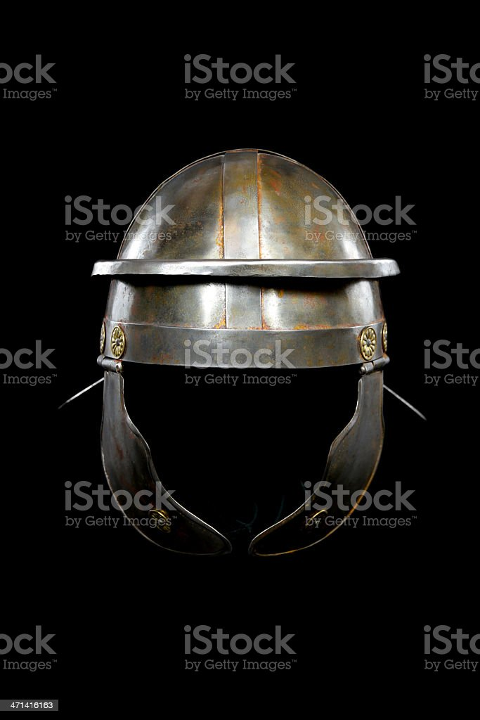 Armor of Ages Past stock photo