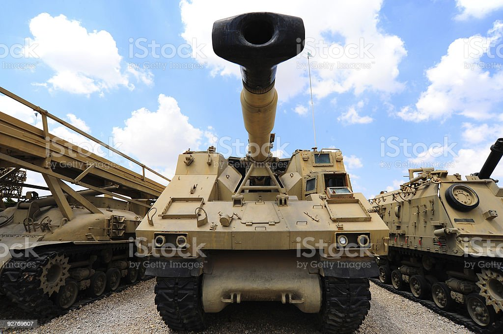 Armored Corps Museum stock photo