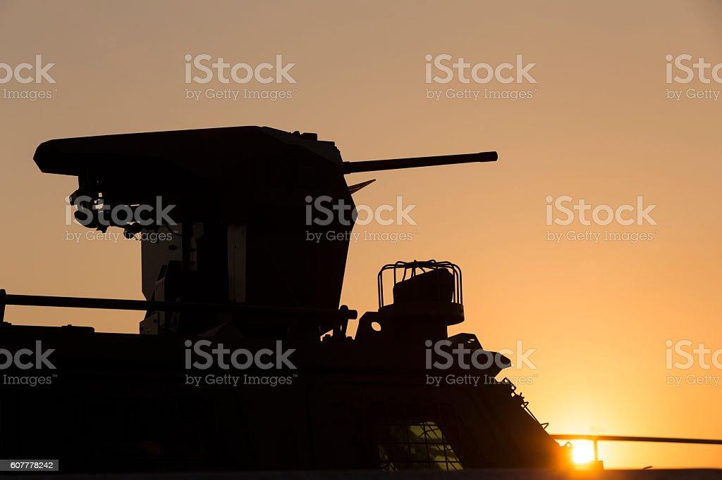 Armored Vehicle stock photo