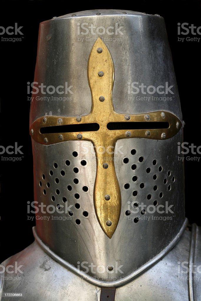 Armour royalty-free stock photo