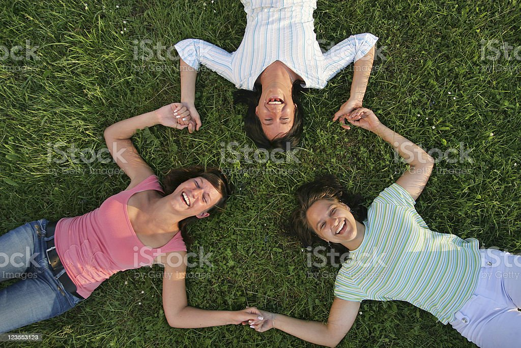 Arms star stock photo