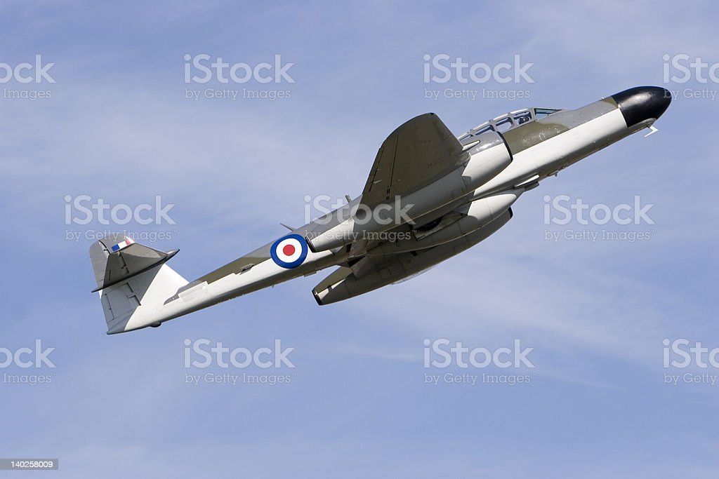 Armstrong Whitworth Meteor NF.Mk 11 royalty-free stock photo