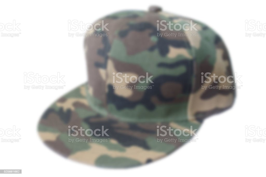 army cap hiphop stock photo