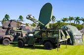 Army Communication Jeep