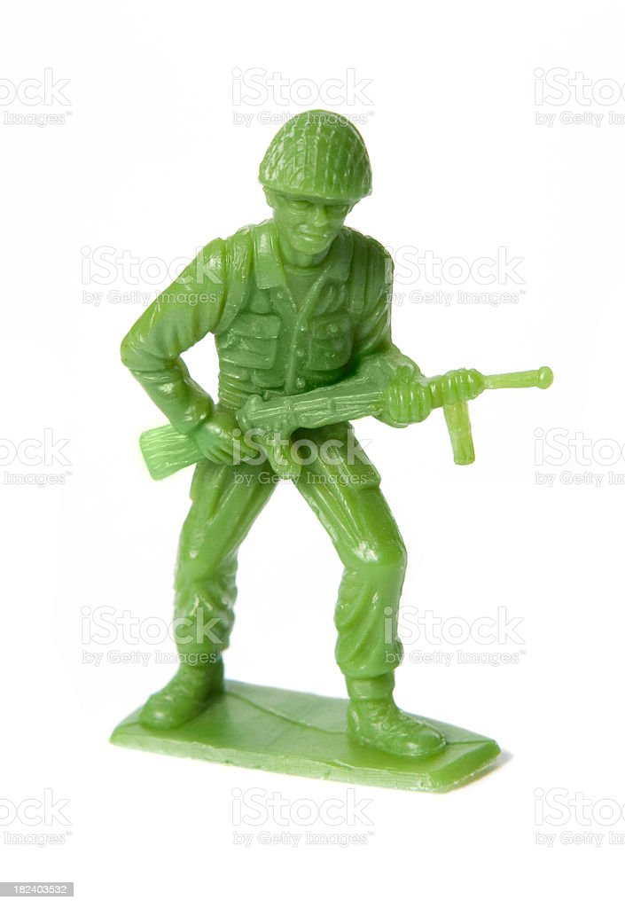 army guy royalty-free stock photo