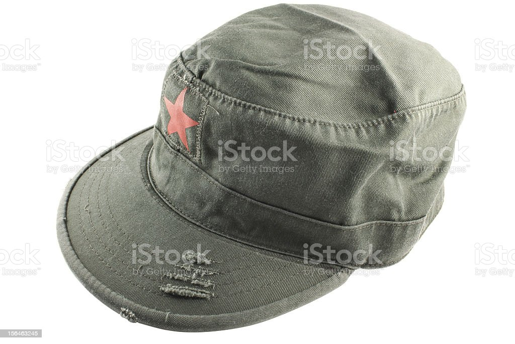 Army Hat royalty-free stock photo