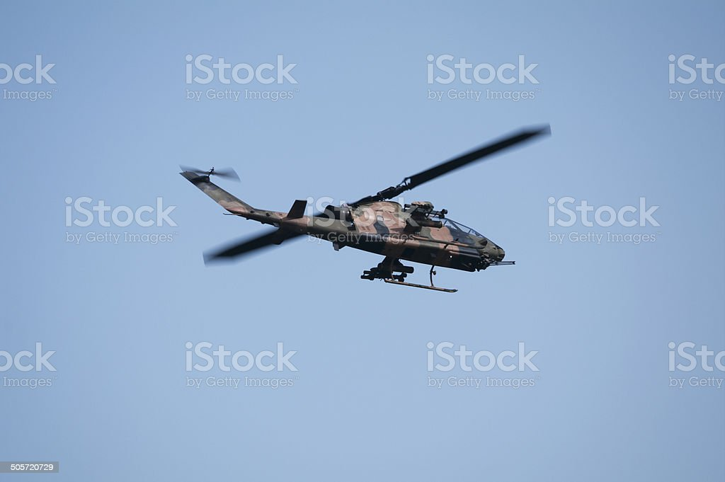 Army Helicopter stock photo