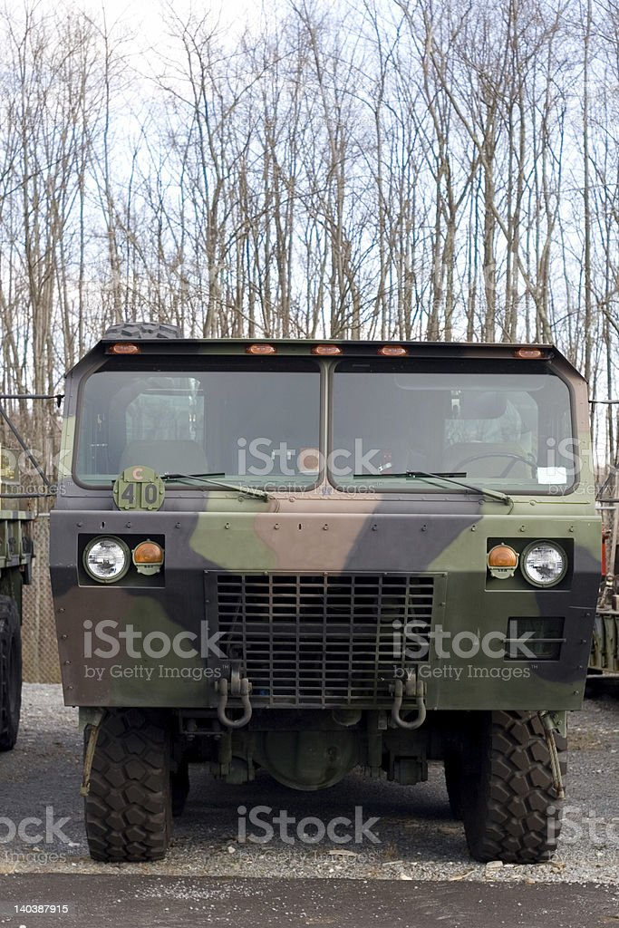 US Army Hemmit royalty-free stock photo