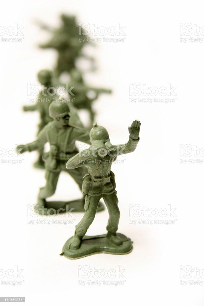 army man royalty-free stock photo