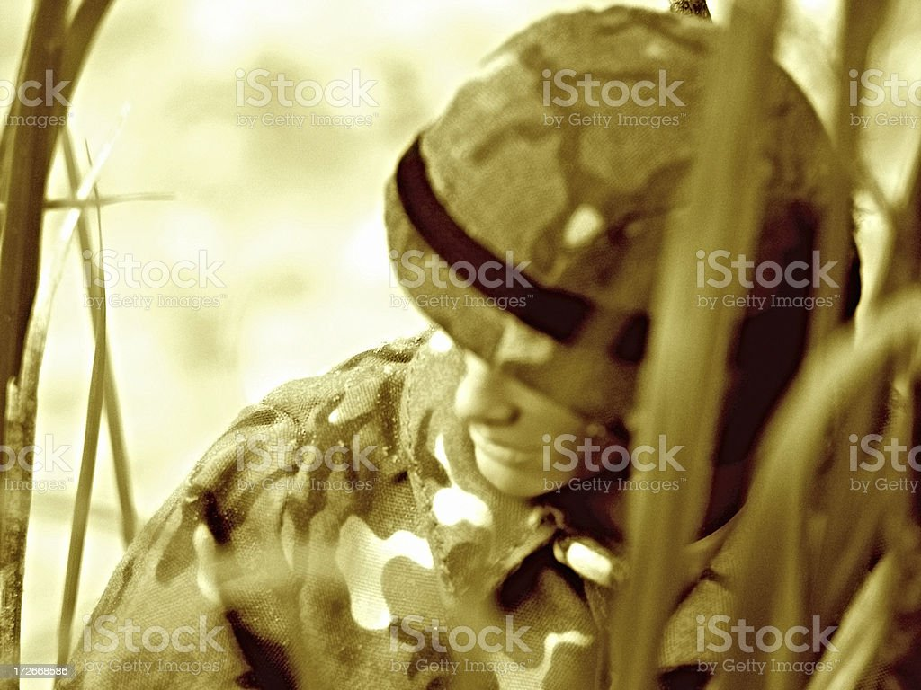 Army Toy (2) royalty-free stock photo