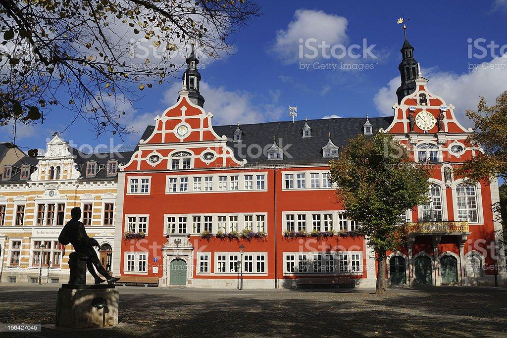 Arnstadt royalty-free stock photo