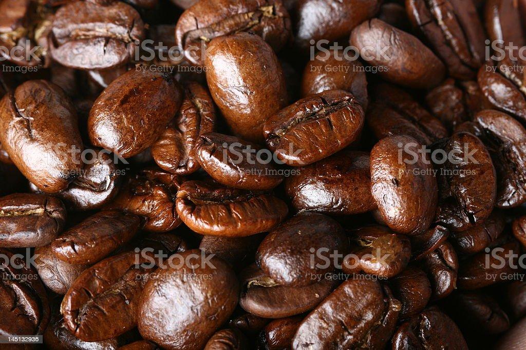aroma bean royalty-free stock photo