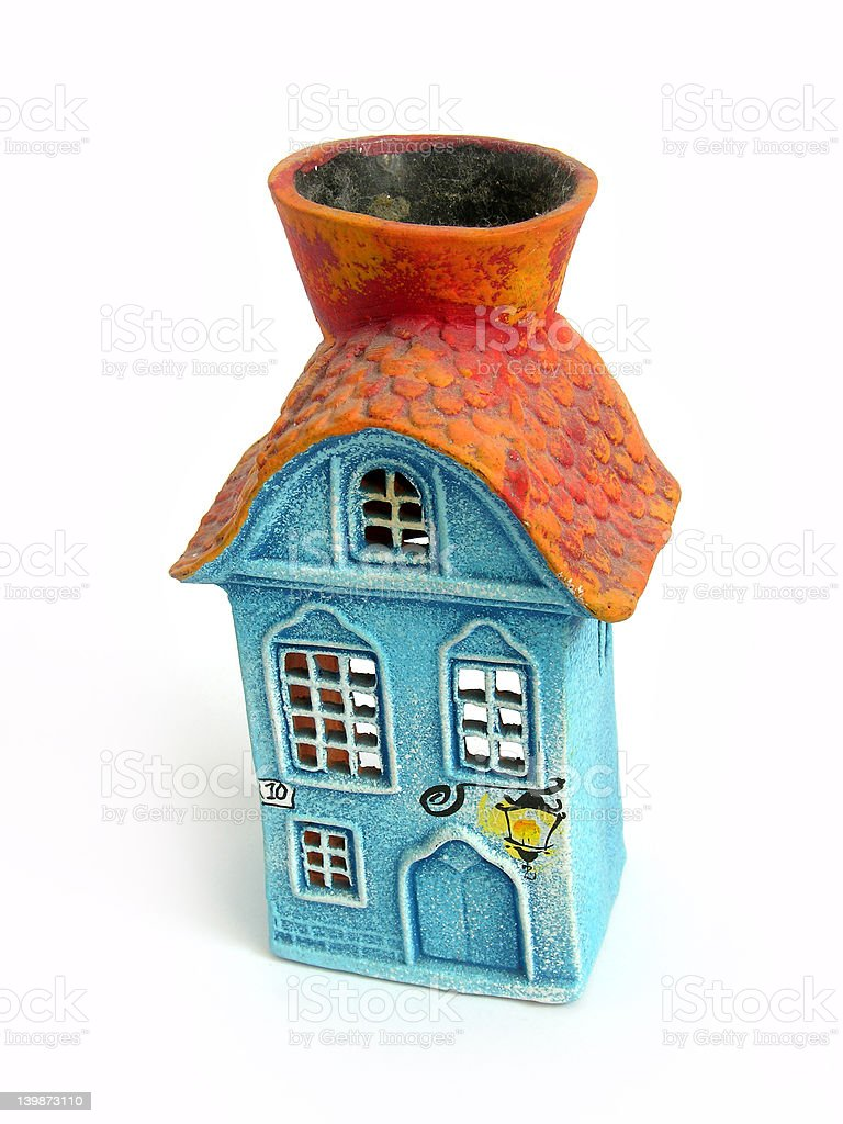 Aroma Decoration House royalty-free stock photo