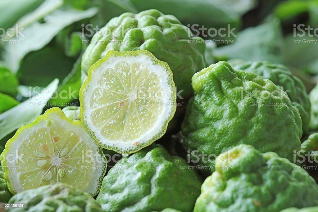 Aroma therapy / Bergamot stock photo